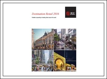 Destination Retail 2016
