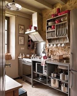 แต่งห้องครัวขนาดเล็ก